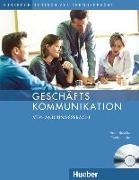 Cover-Bild zu Geschäftskommunikation - Verhandlungssprache von Buscha, Anne