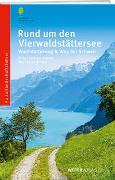 Cover-Bild zu Rund um den Vierwaldstättersee von Flückiger-Strebel, Erika