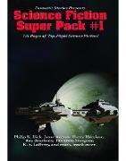 Cover-Bild zu Fantastic Stories Presents: Science Fiction Super Pack #1 (eBook) von Dick, Philip K.