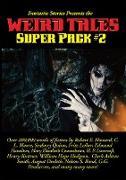 Cover-Bild zu Fantastic Stories Presents the Weird Tales Super Pack #2 (eBook) von Howard, Robert E.