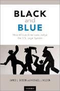 Cover-Bild zu Black and Blue (eBook) von Gibson, James L.