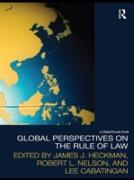 Cover-Bild zu Global Perspectives on the Rule of Law (eBook) von Heckman, James J. (Hrsg.)