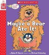 Cover-Bild zu Maybe a Bear Ate It (a Storyplay Book) von Harris, Robie H.