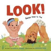 Cover-Bild zu Look!: Babies Head to Toe (eBook) von Harris, Robie H.