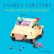 Cover-Bild zu Ihr seid natürlich eingeladen von Sawatzki, Andrea