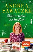 Cover-Bild zu Andere machen das beruflich (eBook) von Sawatzki, Andrea