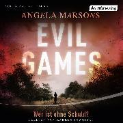 Cover-Bild zu Evil Games (Audio Download) von Marsons, Angela