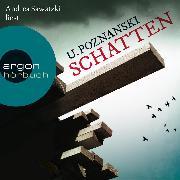 Cover-Bild zu Schatten (Gekürzte Lesung) (Audio Download) von Poznanski, Ursula
