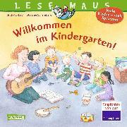 Cover-Bild zu LESEMAUS 126: Willkommen im Kindergarten von Vorbach, Britta