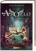 Cover-Bild zu Die Abenteuer des Apollo 1: Das verborgene Orakel von Riordan, Rick
