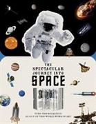 Cover-Bild zu Paperscapes: The Spectacular Journey into Space von Pettman, Kevin