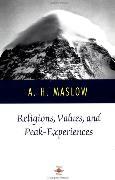 Cover-Bild zu Religions, Values, and Peak-Experiences von Maslow, Abraham H.