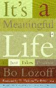 Cover-Bild zu It's a Meaningful Life von Lozoff, Bo