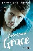 Cover-Bild zu Notas Para Grace von Cherry, Brittainy C.