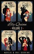 Cover-Bild zu Lily Quinn: Volume 3 (eBook) von Severine, Natalie