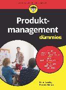 Cover-Bild zu Produktmanagement für Dummies (eBook) von Schure, Pamela
