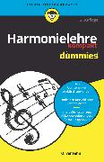 Cover-Bild zu Harmonielehre kompakt für Dummies (eBook) von Fehn, Oliver