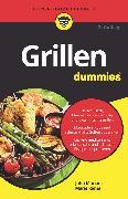 Cover-Bild zu Grillen für Dummies (eBook) von Rama, Marie