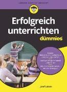 Cover-Bild zu Erfolgreich unterrichten für Dummies von Leisen, Josef
