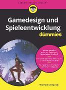 Cover-Bild zu Gamedesign und Spieleentwicklung für Dummies von Zimprich, Thorsten