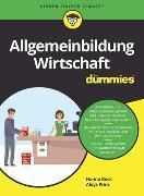 Cover-Bild zu Allgemeinbildung Wirtschaft für Dummies von Beck, Hanno