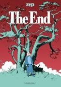 """Cover-Bild zu The End von Chappuis, Philippe """"Zep"""""""
