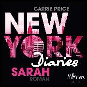 Cover-Bild zu eBook NEW YORK DIARIES - Sarah