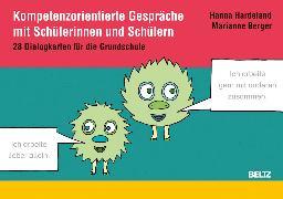 Cover-Bild zu Kompetenzorientierte Gespräche mit Schülerinnen und Schülern von Hardeland, Hanna