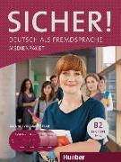Cover-Bild zu Sicher! B2. Medienpaket von Perlmann-Balme, Michaela