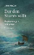 Cover-Bild zu Der den Sturm stillt (eBook) von Müller, Titus