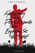 Cover-Bild zu Anleitung zum Populismus von Simon, Fritz B.