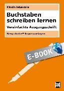 Cover-Bild zu Buchstaben schreiben lernen - VA (eBook) von Jebautzke, Kirstin