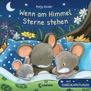 Cover-Bild zu Wenn am Himmel Sterne stehen von Reider, Katja