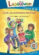 Cover-Bild zu Leselöwen 2. Klasse - Schulklassengeschichten von Reider, Katja