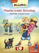 Cover-Bild zu Bildermaus - Meine beste Freundin Paula: Paulas erster Schultag von Reider, Katja