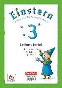 Cover-Bild zu Einstern, Mathematik, Ausgabe 2015, Band 3, Themenhefte 1-6 und Kartonbeilagen mit Schuber, Ausleihmaterial von Bauer, Roland