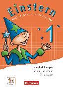 Cover-Bild zu Einstern, Mathematik, Ausgabe 2015, Band 1, Handreichungen für den Unterricht mit CD-ROM von Bauer, Roland