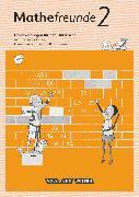 Cover-Bild zu Mathefreunde, Ausgabe Nord/Süd 2015, 2. Schuljahr, Handreichungen für den Unterricht mit CD-ROM von Franz, Petra