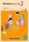 Cover-Bild zu Mathefreunde, Ausgabe Süd 2015, 3. Schuljahr, Arbeitsheft von Elies, Catrin