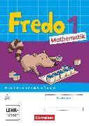 Cover-Bild zu Fredo - Mathematik, Ausgabe A - 2021, 1. Schuljahr, Förderheft mit interaktiven Übungen auf scook.de, Mit Stickerbogen von Balins, Mechtilde