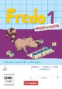 Cover-Bild zu Fredo - Mathematik, Ausgabe A - 2021, 1. Schuljahr, Arbeitsheft mit interaktiven Übungen auf scook.de, Mit Stickerbogen von Balins, Mechtilde