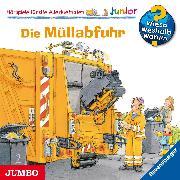 Cover-Bild zu Wieso? Weshalb? Warum? junior. Die Müllabfuhr (Audio Download) von Nieländer, Peter