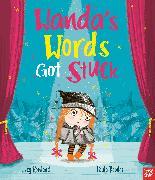 Cover-Bild zu Wanda's Words Got Stuck von Rowland, Lucy