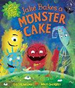 Cover-Bild zu Jake Bakes a Monster Cake von Rowland, Lucy