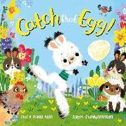 Cover-Bild zu Catch That Egg! von Rowland, Lucy