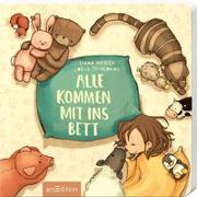 Cover-Bild zu Alle kommen mit ins Bett von Niessen, Susan