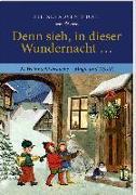 Cover-Bild zu Kleines Adventsbuch - Denn sieh, in dieser Wundernacht von Niessen, Susan