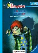 Cover-Bild zu Leserabe - Hilfe, ich bin ein Vampir! - 2.Lesestufe von Niessen, Susan