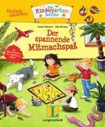 Cover-Bild zu Der spannende Mitmachspaß von Niessen, Susan