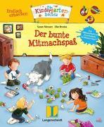 Cover-Bild zu Der bunte Mitmachspaß von Niessen, Susan
